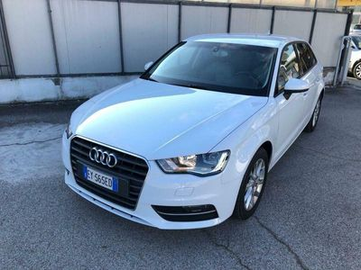 used Audi A3 Sportback 1.6 tdi 110 cv business
