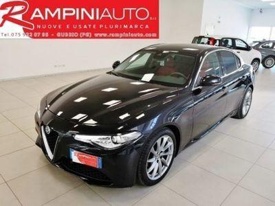 gebraucht Alfa Romeo Giulia 2.2 T-Diesel 180 CV AT8 Super KM 7.000 FULL OPTION