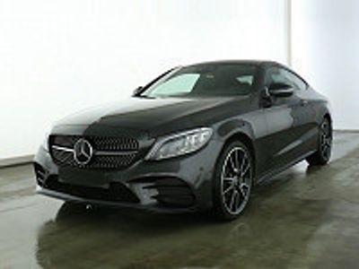 usata Mercedes C300 D 4m Coupé Amg Line Night Standh Fahr-ass+