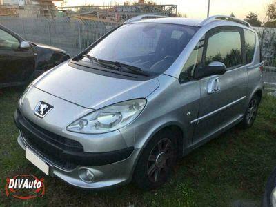 usata Peugeot 1007 1.6 Sporty 2Tronic