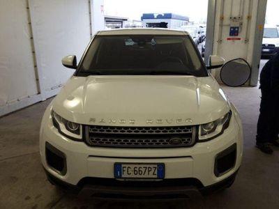 brugt Land Rover Range Rover evoque 2.0 TD4 150cv Pure
