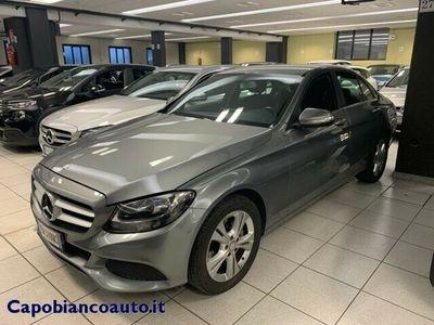 usata Mercedes C220 d Automtica Sport+NAVI