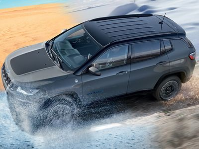 usata Jeep Compass 1.3 T4 190CV PHEV AT6 4xe Business Plus