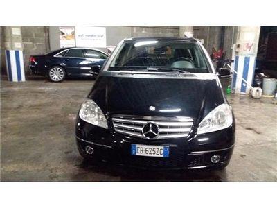 usata Mercedes A160 BlueEFFICIENCY Avantgarde KM CERTIFICATI