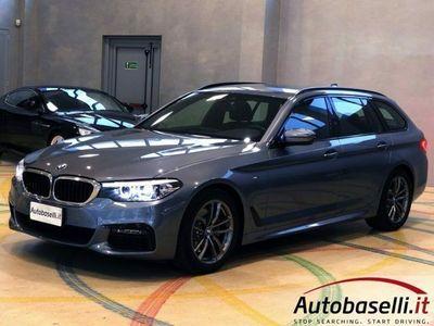 usata BMW 518 D MSPORT TOURING AUTOMATICA EURO-6D