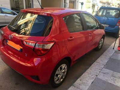 usata Toyota Yaris 1.5 5 porte