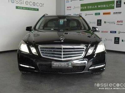 usata Mercedes E250 CDI S.W. BlueEFF. 4M. Avantg
