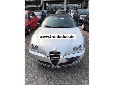 brugt Alfa Romeo Spider 2.0i 16V Twin Spark cat Lux