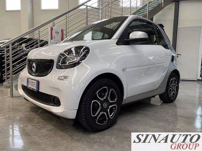 usata Smart ForTwo Cabrio forTwo 1.0 PASSION 71CV TWINAMIC -33%