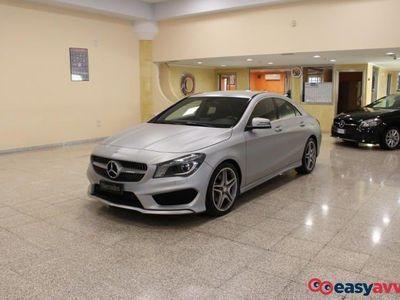 używany Mercedes CLA220 cdi 170cv e6 autom. premium amg ( navi - bixeno ) diesel