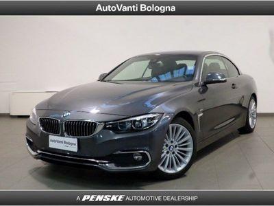 brugt BMW 420 d Cabrio Luxury