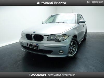 brugt BMW 118 Serie 1 d cat 5 porte Futura DPF