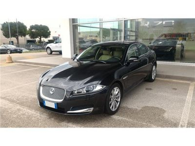 usata Jaguar XF Luxury