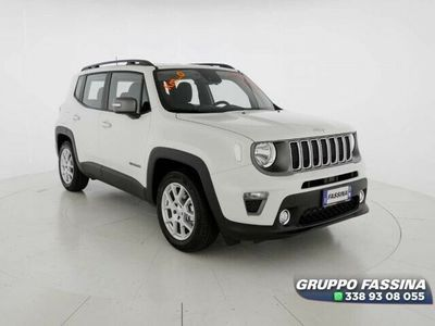 usata Jeep Renegade 2.0 Mjt 140CV 4WD Low Limited