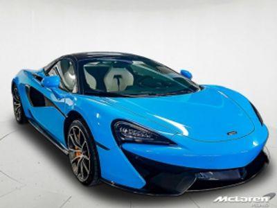 usata McLaren 570S spider - milano list price 256.200 benzina