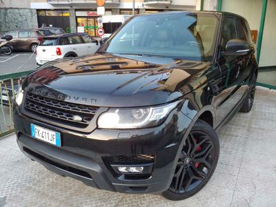 usata Land Rover Range Rover Sport 3.0 TDV6 HSE Dynamic BLACK EDITION