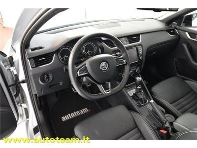usata Skoda Octavia 2.0 TDI DSG Wagon RS