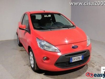 second-hand Ford Ka Plus 1.2 8V 69CV