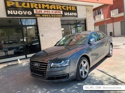 usata Audi A8 3.0 quattro 258 cv