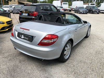 usata Mercedes SLK200 SLKKompressor cat