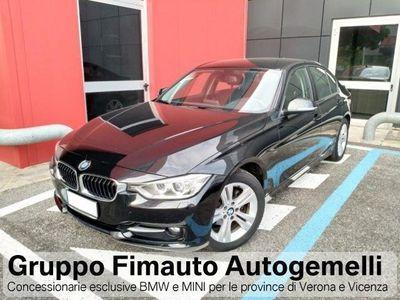 usata BMW 318 d Sport Aut.