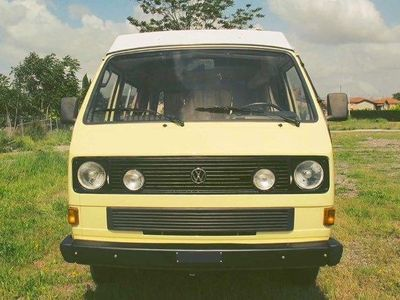 usata VW T3 Kombi Camper