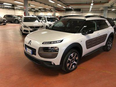 brugt Citroën C4 Cactus Bluehdi 1.6 100cv Shine Samp;s