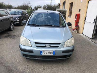 usata Hyundai Getz 1.1 12V 3p. GL UNICO PROPRIETARIO!!!