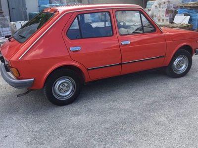 usata Fiat 127 - Rarissima