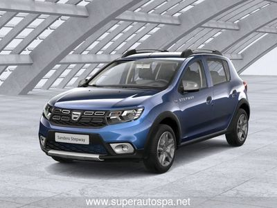 gebraucht Dacia Sandero NUOVA Stepway 1.5 dCi 90cv S&S Euro6