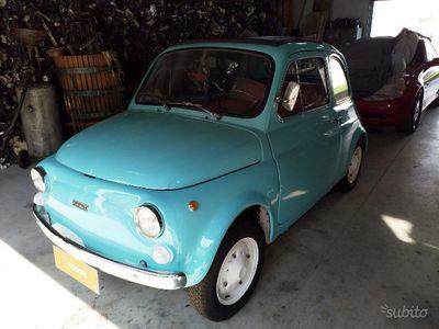 usata Fiat 500 r anno 1975