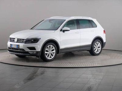 usata VW Tiguan 2.0 Tdi 110kw Executive Bmt Dsg