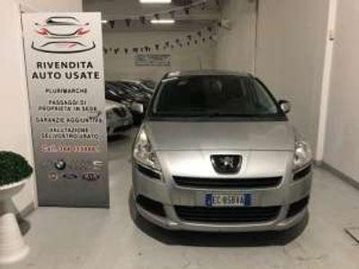 usata Peugeot 5008 1.6 HDi 110CV Business Diesel