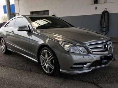 usata Mercedes E220 CDI Coupé AMG