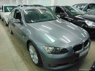 used BMW 320 D Coupe Futura Aut.
