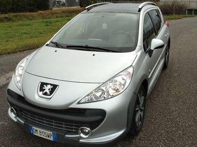 usata Peugeot 207 Outdoor 1.6 VTi 120CV SW