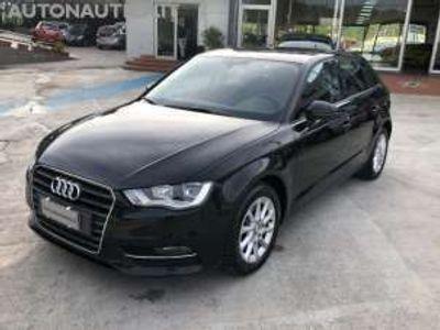 usata Audi A3 Sportback 1.6 TDI 110CV S-TRONIC AMBITION rif. 15121685