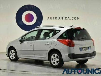 usata Peugeot 207 1.4 BENZ/GPL 95CV SW TETTO PANORAMIC
