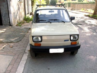 second-hand Fiat 126 - 1985