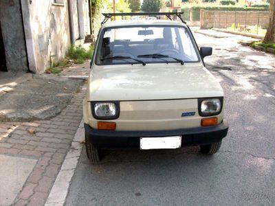 käytetty Fiat 126 - 1985
