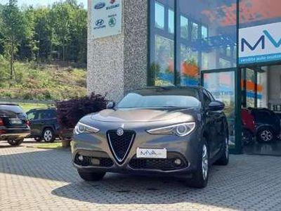 usata Alfa Romeo Stelvio 2.2 Turbodiesel 210 CV AT8 Q4 Business UNICOP.