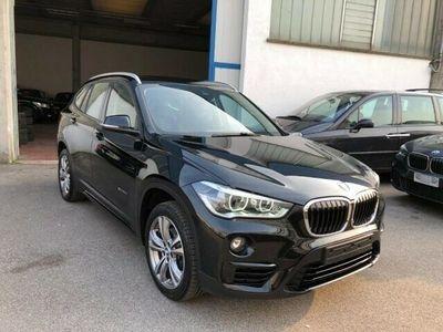 usata BMW X1 xDrive18d Sport Navi Led Uniproprietario