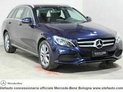 usata Mercedes 200 C SWd (BT) Sport auto