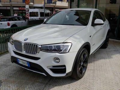 usata BMW X4 xDrive20d xLine UNICO PROPRIETARIO