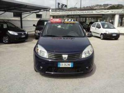usata Dacia Sandero 1.4 8V GPL Lauréate