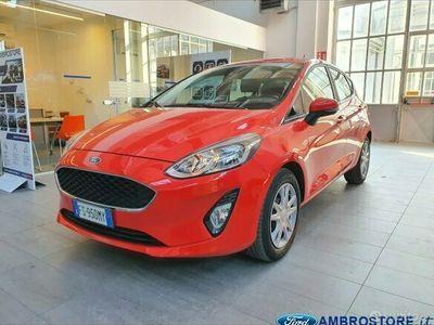 usata Ford Fiesta 5p 1.5 tdci plus 85cv my18