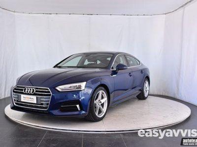 gebraucht Audi A5 spb 2.0 tfsi s tronic g-tron business sport benzina/metano