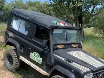 usata Land Rover Defender Autocarro