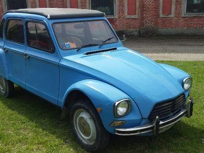 brugt Citroën Dyane 6