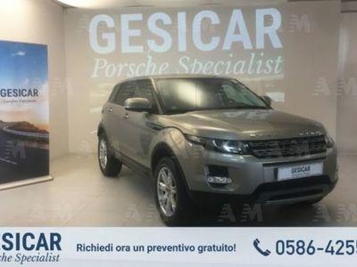 usata Land Rover Range Rover evoque 2.2 TD4 5p. Pure del 2012 usata a Livorno